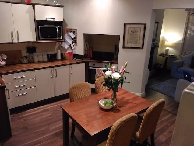Private double room close to city centre - Dublin - Maison