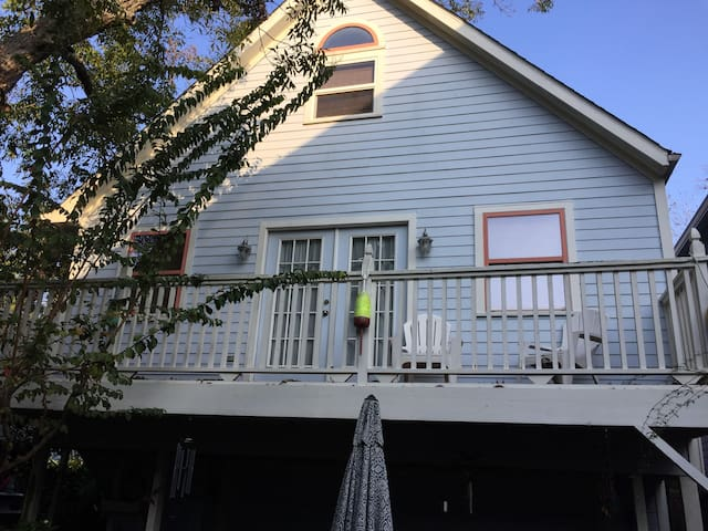 Private Guesthouse in the Heights - Houston