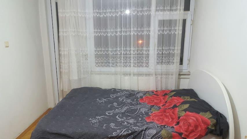 Room for two people close to center - Çanakkale/Merkez - Apartamento