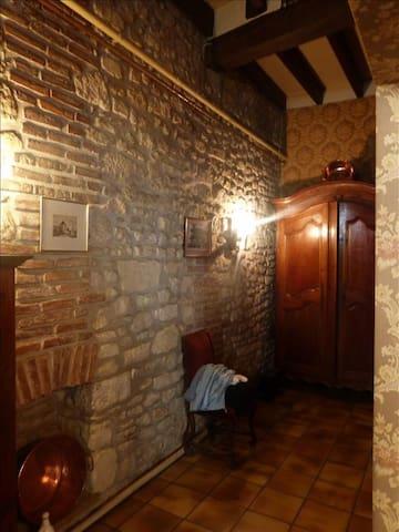 Grande maison familiale dans la vallée du Lot - Fumel