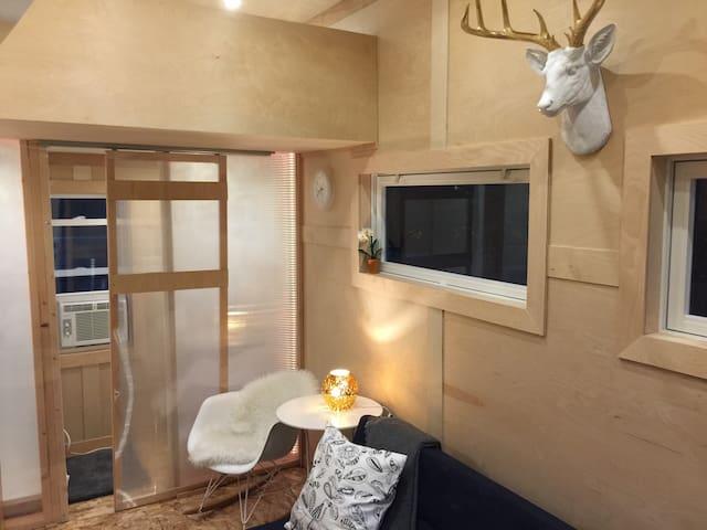 Modern Tiny House - Gretna - Cabane