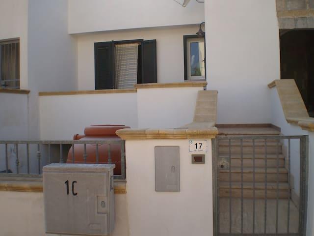 MARE E TRADIZIONI in casa indipendente - Torre Pali - Apartamento