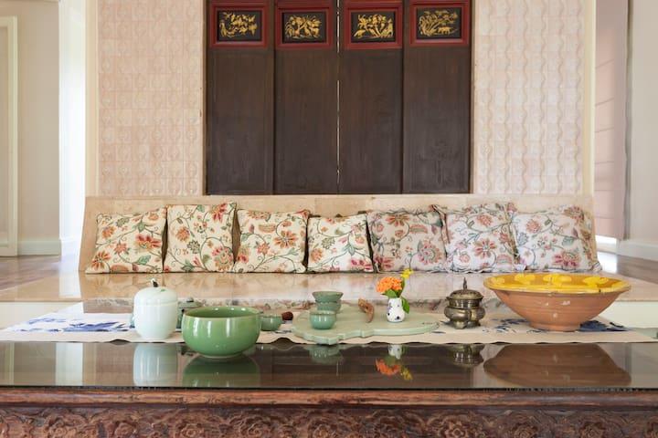 豪华两居室别墅套房 - Tambon San Sai Noi - 別荘