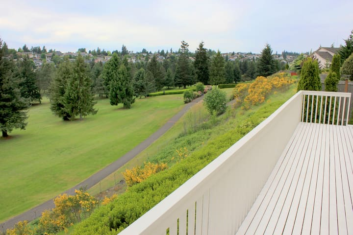 Golfers dream home! - Tacoma - Huis