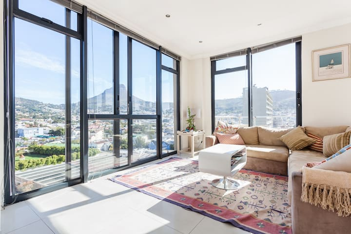 City Penthouse in Central Cape Town - Kaapstad - Appartement