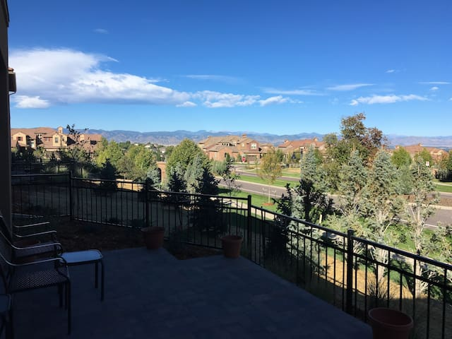 Relax at your Colorado Basecamp - Highlands Ranch - Appartement en résidence