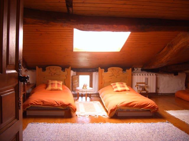 Entrañable caserio del siglo XV - Oñati - Rumah