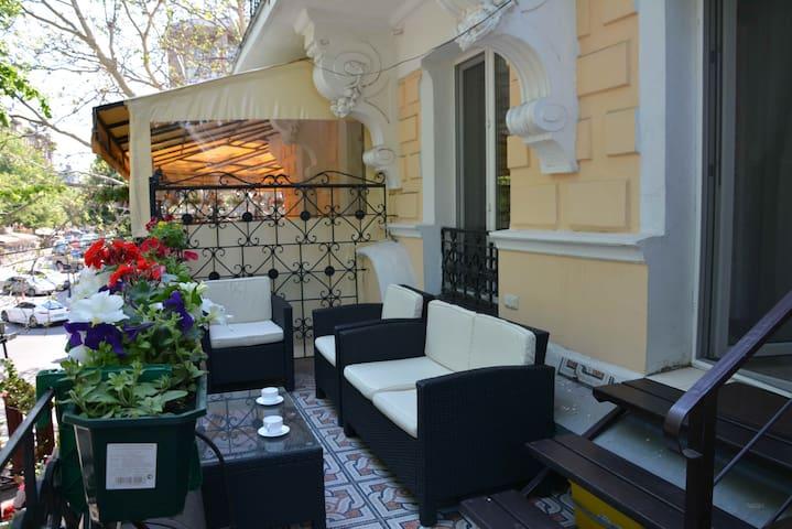 Квартира на Дерибасовской - Одесса - Appartement