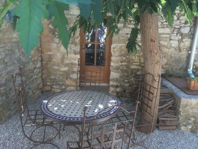 Studio in medieval village - Viols-le-Fort