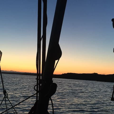 En rymlig 29 fots segelbåt i Sandö - Kungsbacka  - Vene