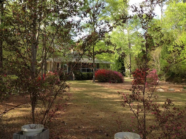 Lakehouse at Smith's Landing - Milledgeville - Casa