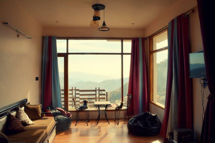 Home away from home. - Shimla