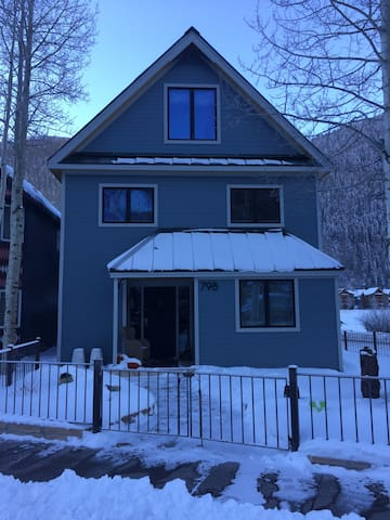 Family House for Fun & Skiing In Telluride - Telluride