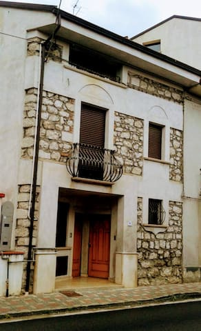 Two levels two bedroom house - Sant'Arsenio - Ev