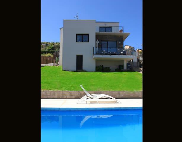 A dream's house in Segovia Mountain - El Espinar