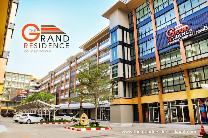 The Grand Residence - Nakhon Ratchasima - Lägenhet