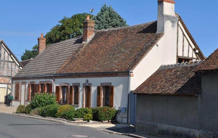 house The quatre Vents in Sologne - Clémont - Hus