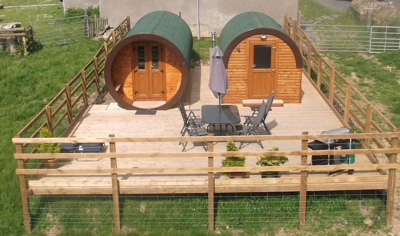 Rivendell Glamping Pods, Cornwall - North Tamerton, Holsworthy - Другое