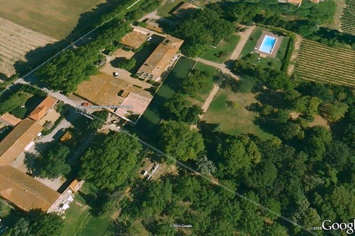 MAISON VIGNERONNE - Sallèles-d'Aude - Casa