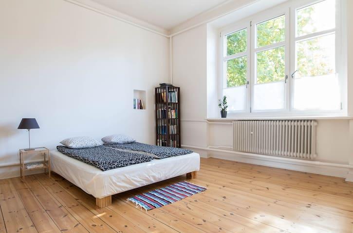 Stylish apartment in a villa near city center - Łódź - Departamento
