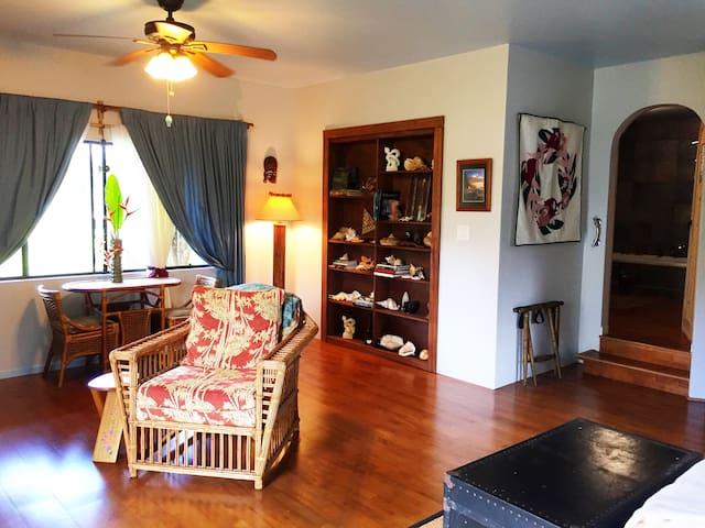 Hale Hanai  Spacious Studio Apartment - Koloa - Dům