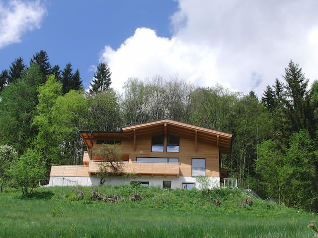 Ferienhaus fantastische Aussicht - Aufhausen - Casa