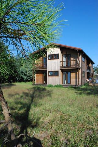Grande maison d'architecte 230 M2 - Lit-et-Mixe - Hus