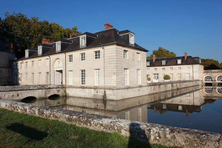 Magnifique Château du Marais ***** - Le Val-Saint-Germain - Daire