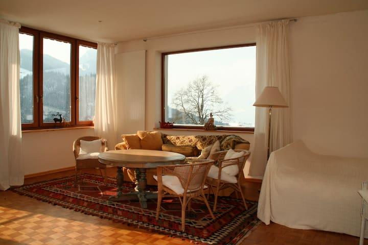 Wunderschöne Wohnung im Alpbachtal - Reith im Alpbachtal - Daire