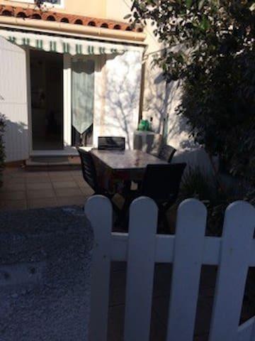 petite villa dans un quartier tres calme - 巴拉呂克萊班(Balaruc-les-Bains) - 獨棟