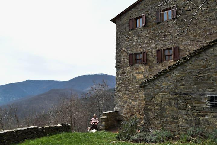12th Century Guardhouse - Sansepolcro - Rumah