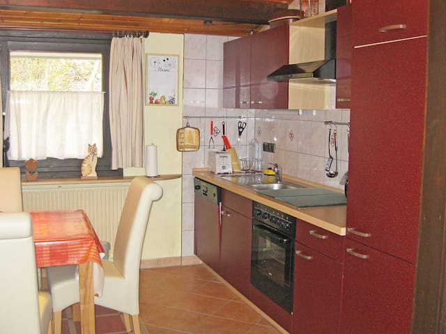 3-room house 59 m² Ferienpark Ronshausen for 5 persons in Ronshausen - Ronshausen - Hus