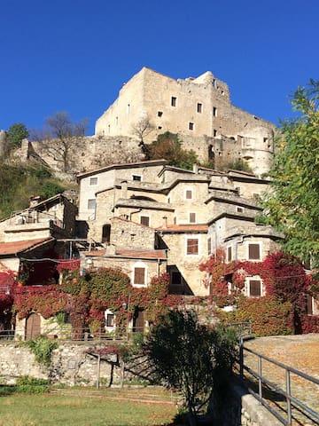 Appartamento Cà dé Maria - Castelvecchio di Rocca Barbena