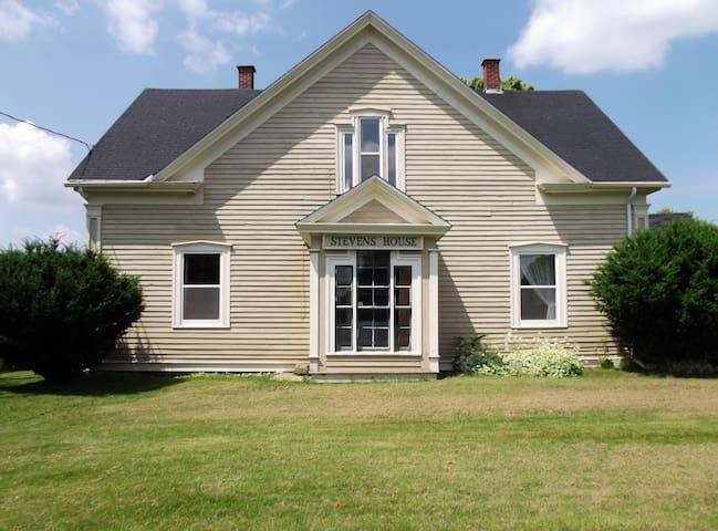 Stevens House - Tatamagouche - Rumah