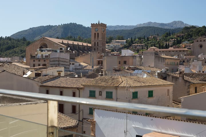 Lovely apartment in the heart of Pollensa WHITE - Pollença