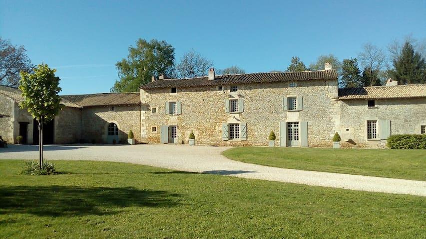 Chambre à la campagne - Aigonnay - Bed & Breakfast