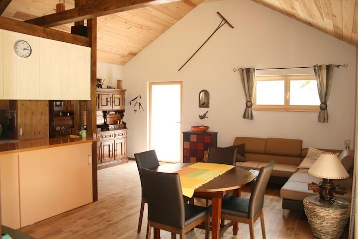 Villa individuelle - Yvonand - Ev