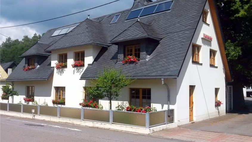 Freundliches Zimmer im oberen Erzgebirge - Neuhausen/Erzgebirge - Bed & Breakfast