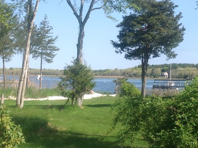 Water view home Marion Mass - Marion - Ev