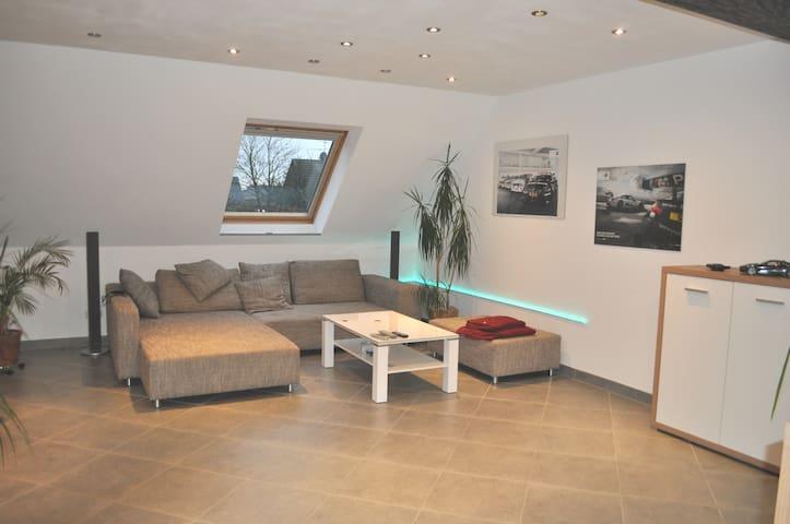Duplex apartment with garden near Venlo and forest - Brüggen - Daire