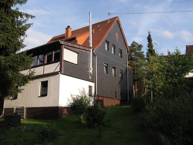 Ferienappartement am Märzbrunnen - Neunkirchen - Lyxvåning
