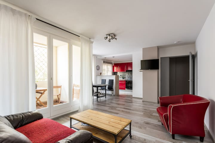 Beautiful Cosy City Centre 2 rooms apartment - Montpellier - Apartmen