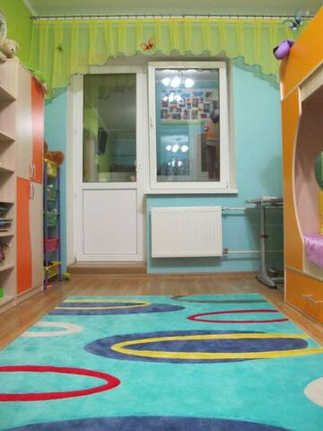 for foreigh visiters - Obninsk - Appartement