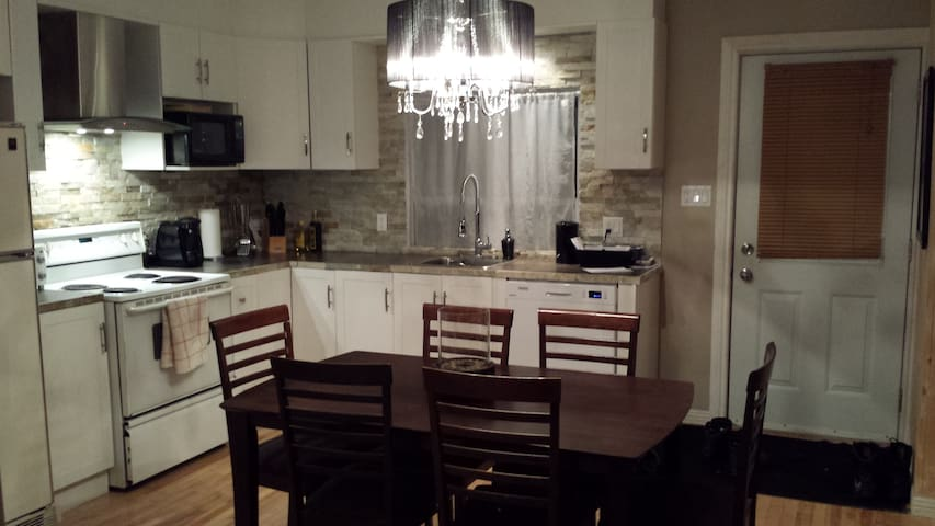 welcoming and spacious appartment 2 rooms - Trois-Rivières
