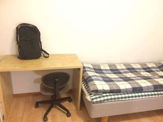 short stay for student when they are new comer - Albertslund - Hus