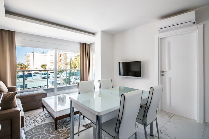 Luxury apartment - all facilities! - Avsallar Belediyesi - Appartement