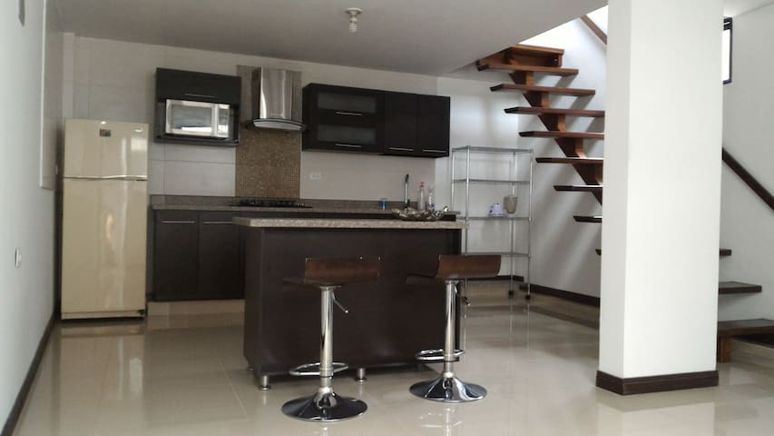 Cosy apartment with mountains view. - Envigado - Wohnung