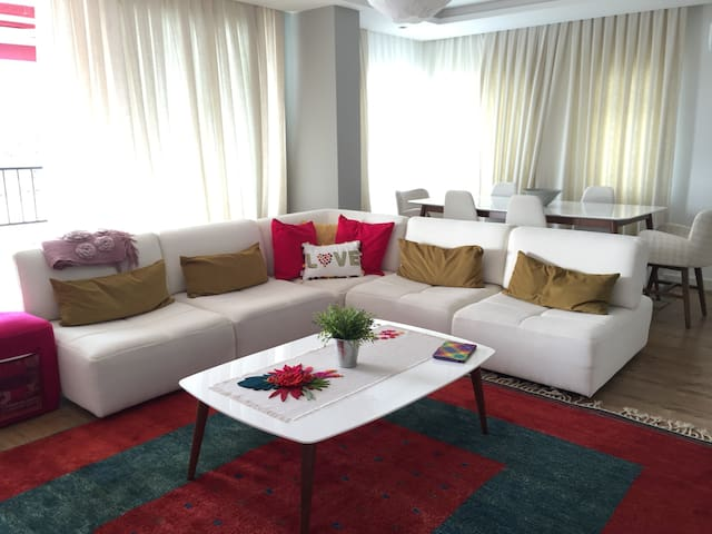 luxury apart in center - Side Belediyesi - Appartement