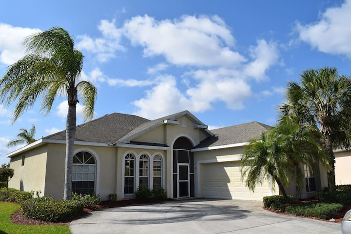 "Gulf Acces Home with private ""island"" - North Fort Myers"