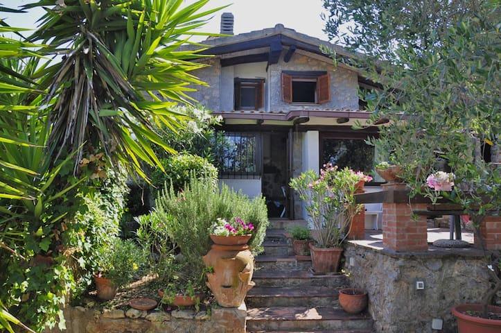Una villa da sogno ad Ansedonia vicino al mare - Ansedonia - Villa